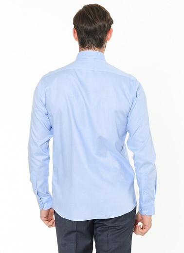 Altınyıldız Classics Uzun Kollu Gömlek Mavi
